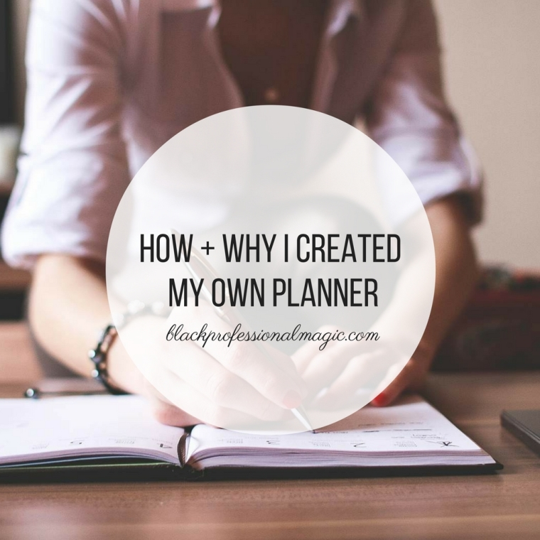 how-why-i-created-my-own-planner